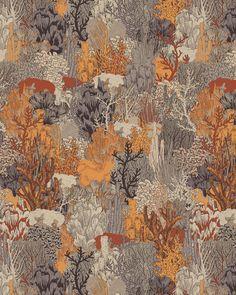 """다음 @Behance 프로젝트 확인: """"Coral Print"""" https://www.behance.net/gallery/51888717/Coral-Print"""