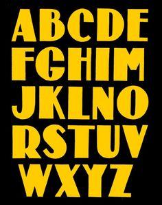 Alfabet based on the lettering of the Heineken Brouwerij.