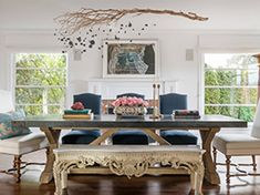 Produse pentru amenajari interioare Dining Bench, Table, Furniture, Home Decor, Homemade Home Decor, Table Bench, Mesas, Home Furnishings, Desk