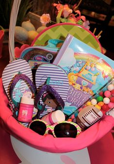 101 easter basket ideas for babies and toddlers that arent candy toddler easter basket fillers negle Choice Image