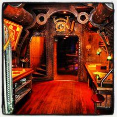Steampunk - Inside the Nautilus