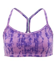 c18bef14ecbd4 ivivva - lululemon for girls. Abigail Foley · Athletic Wear · Tie Dye  Racerback Sports Bra ...