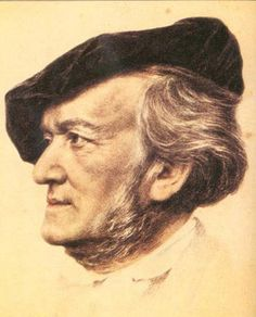Richard Wagner. Great composer and noted anti-Semite. Was insanely jealous of Felix Mendelssohn and would put on gloves whenever he performed Mendelssohn's works.