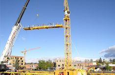 How are Tower Cranes Built? | All Things Cranes
