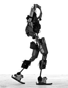 Ekso Bionics – eLEGS™ / TechNews24h.com