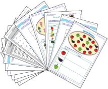 First grade tally worksheets