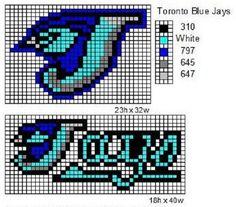 Toronto Blue Jays by cdbvulpix.deviantart.com on @deviantART