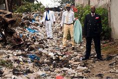 貧困にも屈しないコンゴのファッション集団「サプール」 | roomie(ルーミー)