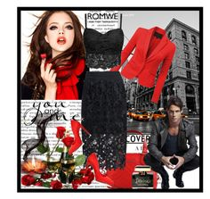 """""""hollow lace skirt"""" by lovee39 ❤ liked on Polyvore"""