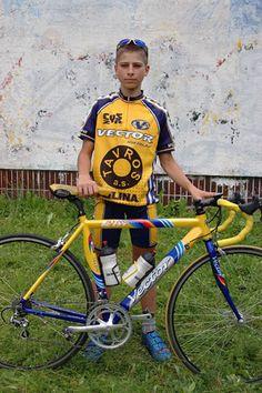 Peter Sagan, youngster