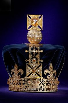 De Beers. In honor of the upcoming Queen's Jubilee, the famous London department store Harrod's asked top fashion labels to envision an updated version of the Queen's royal crown.