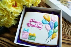 #имбирныепряникиназаказ #пряникимелитополь #gingerbread #royalicingcookies #happybirthday #деньрождения #cookieart #angelassweets