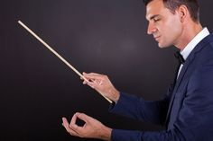 Orchestra Conductor Stock Photos And Images