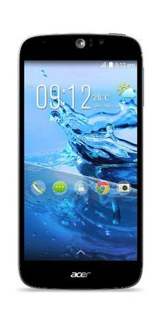 "Acer Liquid Jade Z - Smartphone libre Android (pantalla 5"", cámara 13 Mp, 8 GB, Quad-Core 1.5 GHz, 1 GB RAM), negro"