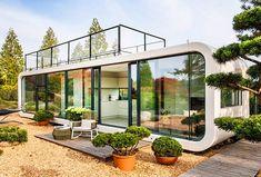 Архитектура: Готовый модульный дом, который пригоден для любого климата http://kleinburd.ru/news/arxitektura-gotovyj-modulnyj-dom-kotoryj-prigoden-dlya-lyubogo-klimata/  Присоединяйтесь к нам в Facebook и ВКонтакте Coodo — модульный дом. В связи с тем, что население планеты неуклонно увеличивается, а свободного места для проживания становится все меньше, современные архитекторы предлагают селиться в небольших модульных домах, которые выполнены в виде продолговатых прямоугольников…