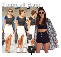 """373 • Shopping with Eleanor"" by queenxxbee ❤ liked on Polyvore featuring Calder, Missguided, Converse, Topshop and eleanorcalder"