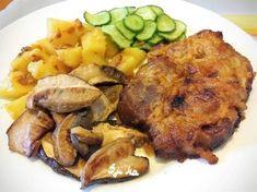 Naan, Pork, Chicken, Cilantro, Kale Stir Fry, Pork Chops, Cubs