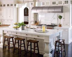 Wonderful and Modern Kitchen Island Design Ideas 2013