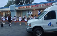 #Beckman cheerleading Cheerleading, Bakery, Van, Cream, Creme Caramel, Vans, Cheer, Bakery Business, Bakeries