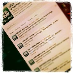 Top Twitter accounts to follow to enhance your career prospects | USA TODAY College