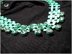 Zara pants - JDC necklace.