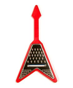 Take a look at this Red Cheese Shredder by GAMAGO on #zulily today!