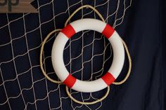 How to make decorations for a nautical or beach party.