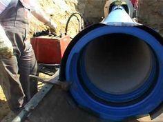 Relining Tubería Abastecimiento BLS Construtec Duktus