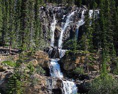 Tangle Falls, Jasper National Park