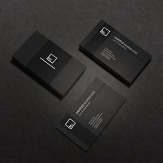 Premium Business Card Mock up- Easy to paste in your own work via Smart objects ( No skewing or scaling necessary ) - 1800 x 1800 Resolution- Adjustable. Business Card Mock-Up 2 Professional Business Card Design, Luxury Business Cards, Black Business Card, Unique Business Cards, Business Card Logo, Calling Card Design, Id Card Design, Visiting Card Design, Business Card Design Inspiration