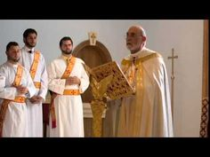 In Honor of His Holiness Mar Dinkha IV Catholicos Patriarch
