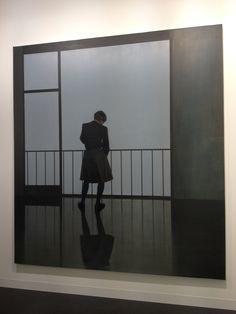 Tim Eitel, Eigen + Art gallery,  Art Basel Art fair 2014