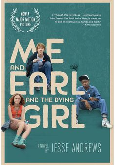 This June-release adaptation of Jesse Andrews' YA novel was a Sundance Film Festival favorite this year due its poignant story of two obsessive movie fans who reach out to Rachel, a classmate with leukemia. #booksintomovies