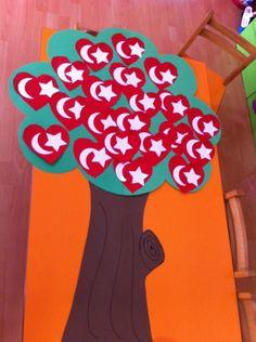 23 Nisan ağacı