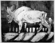 Monotype moose