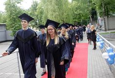 ISM University of Management and Economics Economics, Graduation, University, Management, Dresses, Vestidos, Moving On, Finance, Dress