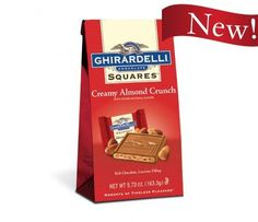 TOPSELLER! Ghirardelli Chocolate Squares Creamy... $16.95