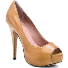 SALE - Vince Camuto Milesy 2 Platform Heels Womens Brown Leather - Was $119.99 - SAVE $24.00. BUY Now - ONLY $95.99.