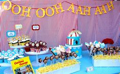 Curious George Birthday Party Ideas - #kidsparty