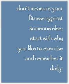 Great post from Love and Zest: How to stay consistent with exercise