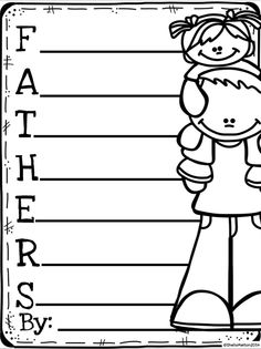 FREEBIE ALERT! Help your students celebrate their special guy with these Father's Day NO PREP printables.