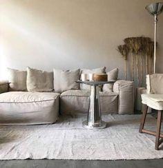 New Living Room Sofa Fabric Gray Ideas Living Room White, Living Room Paint, New Living Room, Living Room Modern, Living Room Sofa, Living Room Furniture, Living Room Decor, Kitchen Furniture, Sofa Texture