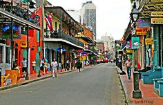 Bourbon Street... for my birhtday yes?