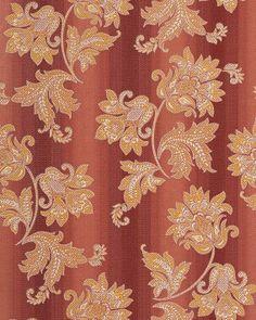 Papel pintado barroco con adorno edem 826 24 damasco y for Papel pintado oriental
