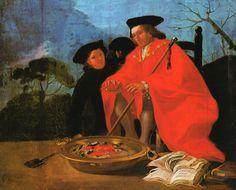 ゴヤ 1779 医者 エディンバラ スコットランド国立美術館