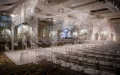 Dazzling Wedding Inspiration from Kehoe Designs