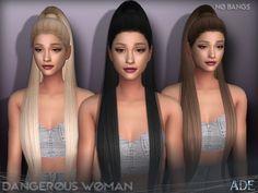 Ade_Darma's Ade - Dangerous Woman (Without Bangs)