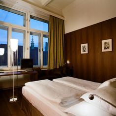 Classic Room 32 - Vienna Altstadt Vienna Design Hotel, Vienna Austria Hotels, Short Vacation, Double Room, Cool Designs, Classic, Boutique Hotels, Travel, Home Decor