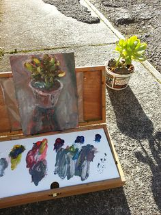 A Beginner's Approach To Plein Air Painting