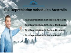 Tax Depreciation Schedules Australia is behind ease-known property tax depreciation provider, having headquartered in Sydney; we can supply our facilities throughout Sydney as competently. Our Quantity surveyors are professional still dedicated who do something in authentic house industry, and having pleasing experience in Property Tax.